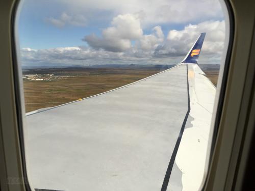 Iceland Air In Reykjavik