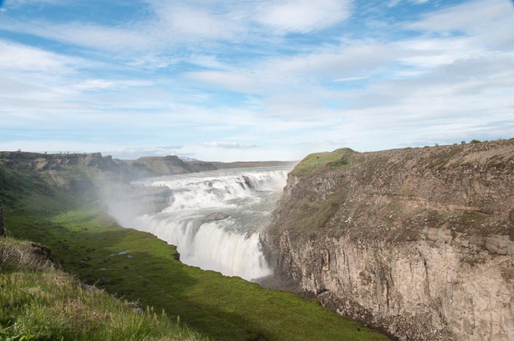 Gullfoss Reykjavik Iceland