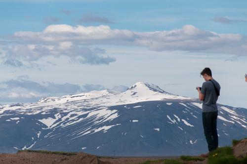 Volcano View At Gullfoss Reykjavik Iceland