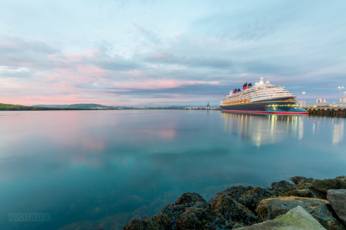 Disney Magic Stern Port Of Reykjavik