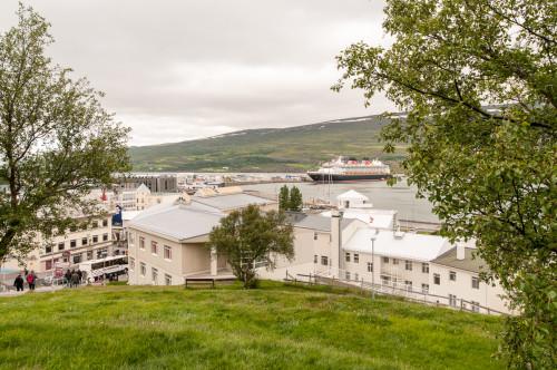Disney Magic From The Akureyri Church