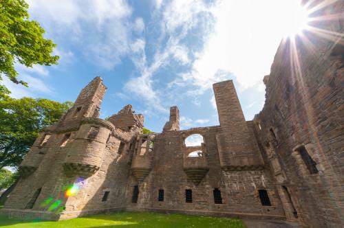 The Earl's Palace, Kirkwall Scotland