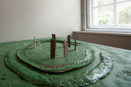 Kirkwall Standing Stones Model