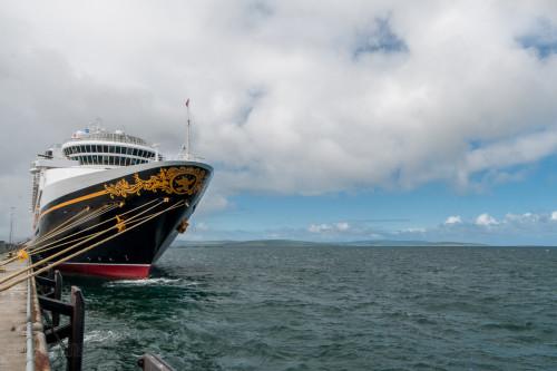 Disney Magic Kirkwall Scotland Orkney Islands