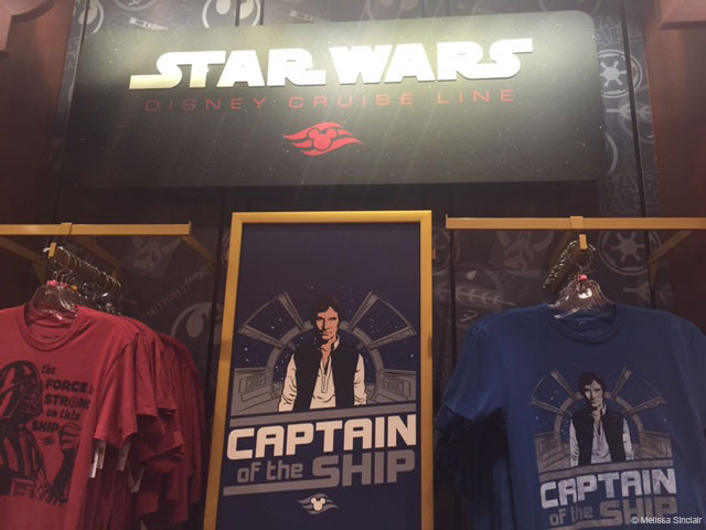 Disney Cruise Star Wars Shirts