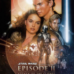 Star Wars Attack Clones II Movie Poster
