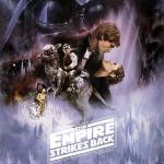 Star Wars Empire Strikes Back V Movie Poster