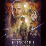 Star Wars Phantom Menace I Movie Poster