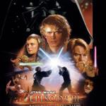 Star Wars Revenge Sith III Movie Poster