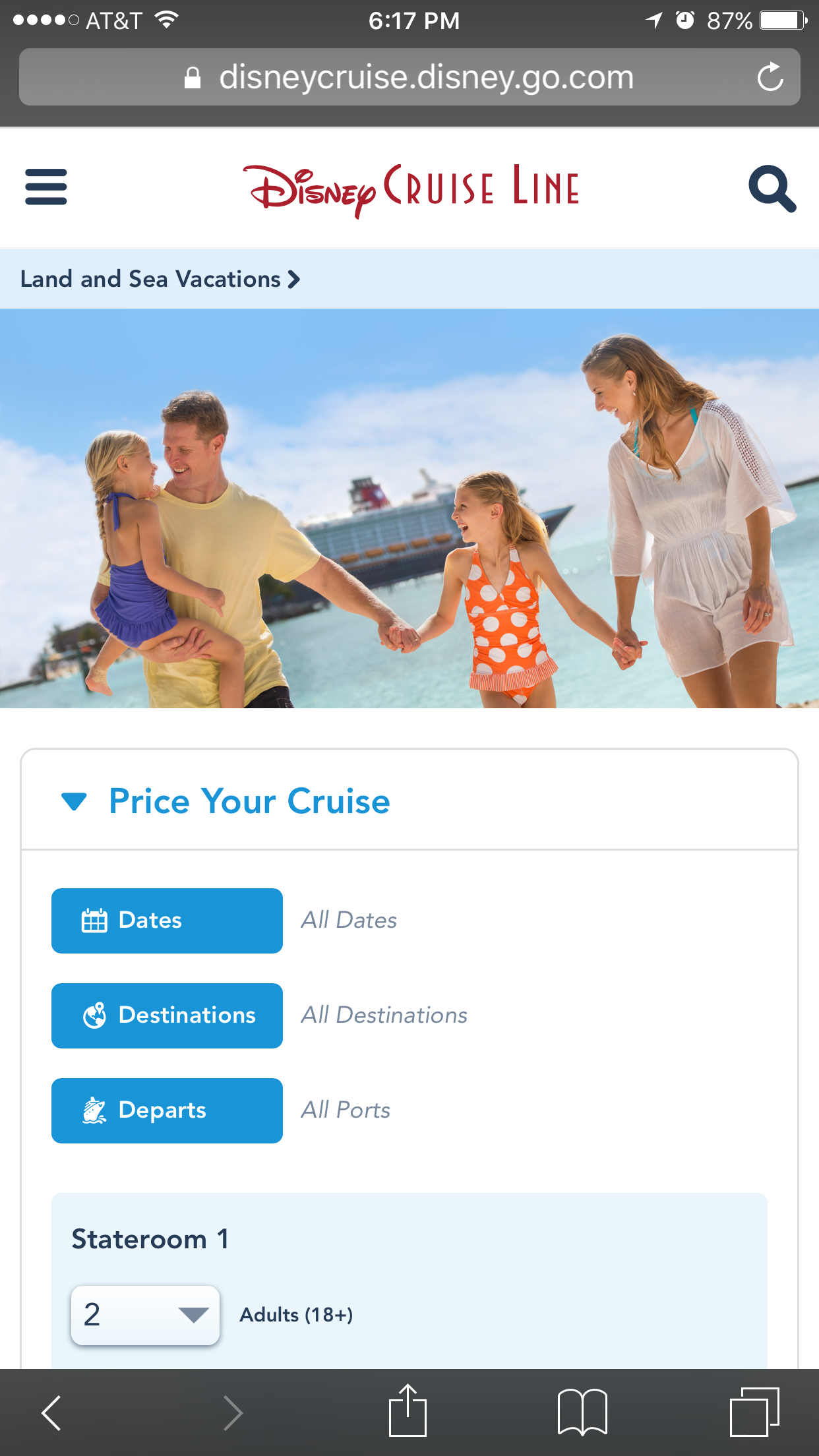 Disney Cruise Line Launches A Re Imagined And Mobile Friendly Website The Disney Cruise Line Blog