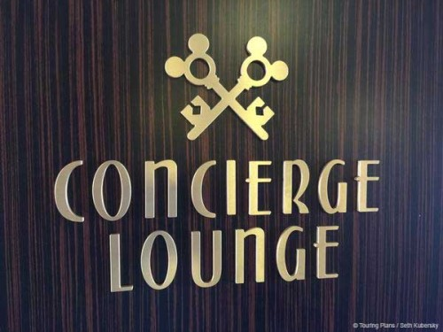 Magic 2015 Dry Dock Conciege Lounge Sign