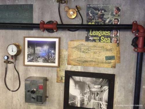 Magic 2015 Dry Dock Edge 20000 Leagues Decorations