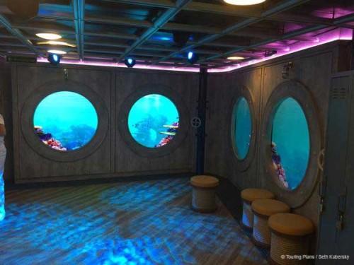 Magic 2015 Dry Dock Edge Nautilus Portholes