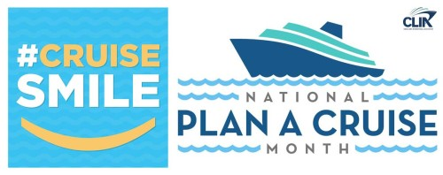 CLIA National Cruise Month CruiseSmile Sweepstakes