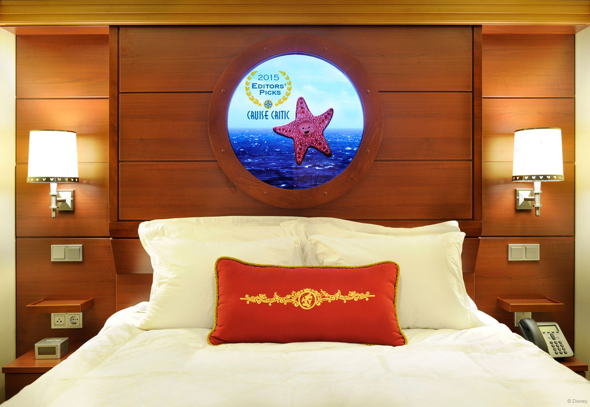 Cruise Critic DCL Best Inside Staterooms Magical Porthole 2015