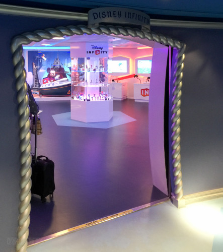 Disney Infinity Oceaneer Club Entrance Disney Dream