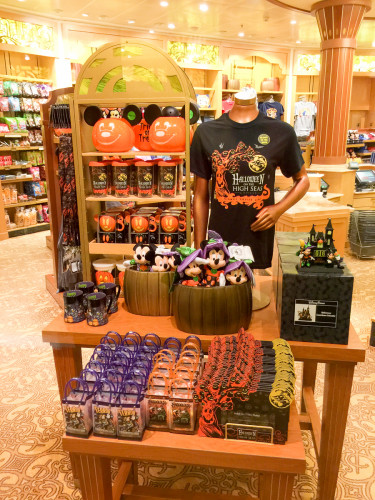 Halloween On The High Seas 2015 Merchandise