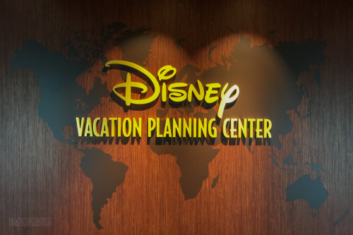 Disney Vacation Planning Center Sign Disney Dream