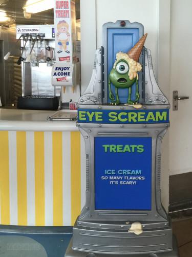 Eye Scream Treats Disney Dream