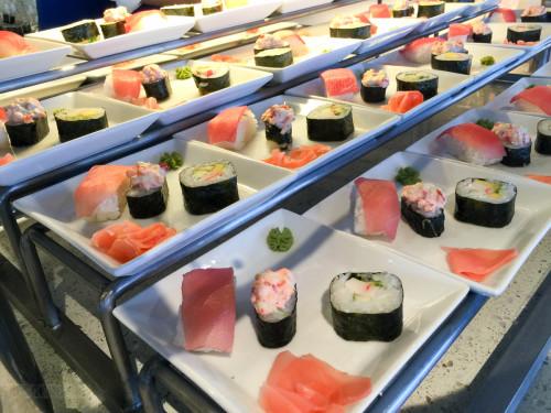 Cabanas Sushi