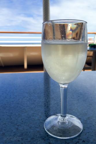 Cabanas Bar Wine Pour!