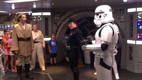 Jedi Training Experience The Force Show Disney Dream