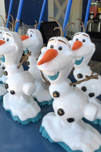 Summertime Freeze Olaf Sippers