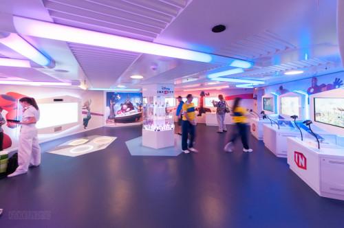 Disney Infinity Oceaneer Club Disney Dream