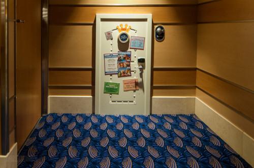 Pepe's Stateroom Door 5148 Half Midship Detective Agency Disney