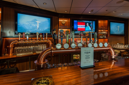 The District 687 Expanded Draft Beer Selection Disney Dream