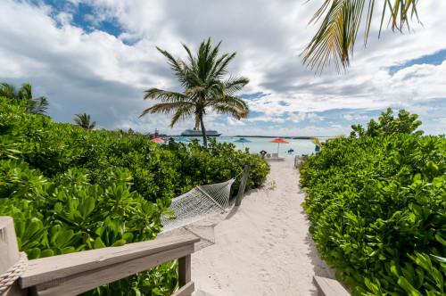 Family Beach Cabana 6 View