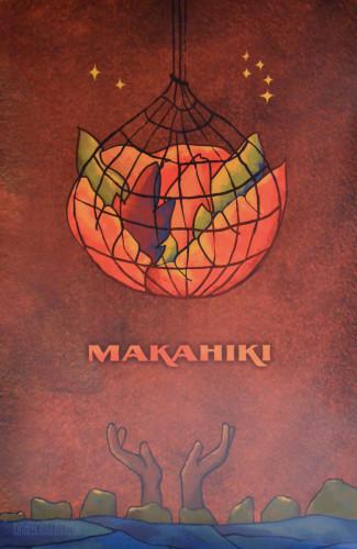 Hawaii Makahiki Menu Cover Wonder 2015