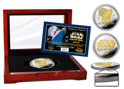 SWDAS Item 12 Inaugural Commemorative Coin