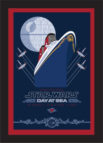 SWDAS Item 14 STAR WARS Day At Sea Petite Laser Cel
