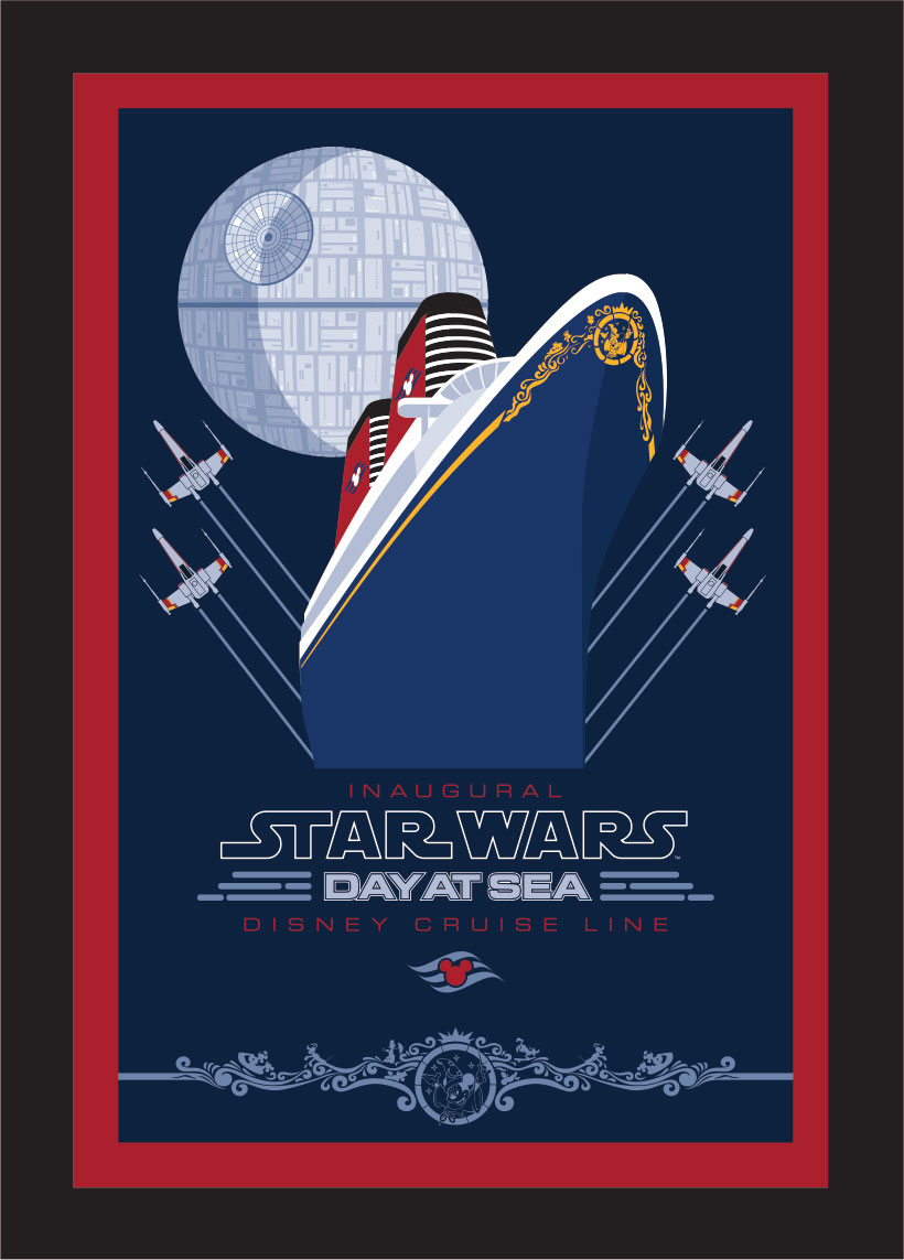 Star Wars Day At Sea Merchandise Catalog With Details On