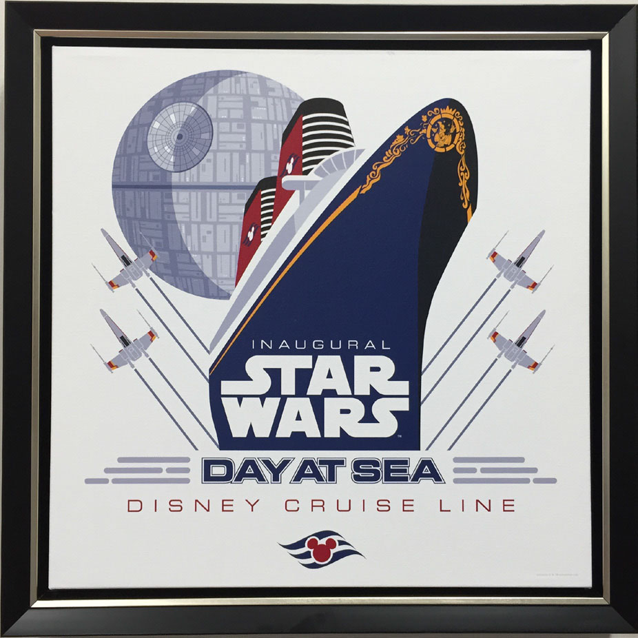 Star Wars Day: Star Wars Day At Sea Merchandise Catalog With Details On