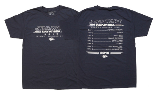 SWDAS Item 56 63 Adult Itinerary Dated Tee