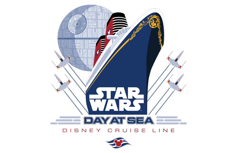 Star Wars Day At Sea DCL Logo