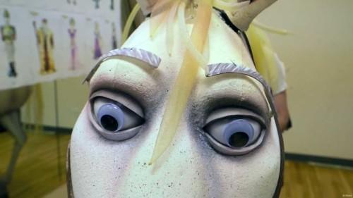Tangled Maximus Eye Details