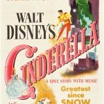 Cinderella 1950 Movie Poster