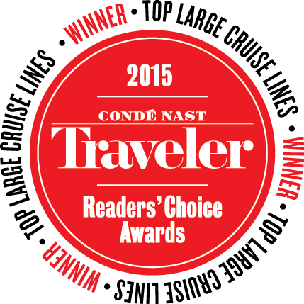 Conde Nast Traveler Reader Awards 2015 DCL