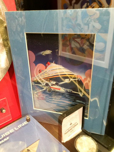 Star Wars DCL Print Vista Gallery