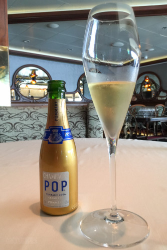 Remy Brunch Pommery POP Gold 2006Disney Dream