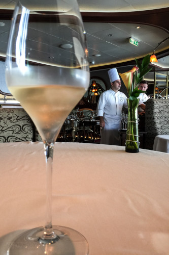 Remy Brunch Moet & Chef Patrick Disney Dream