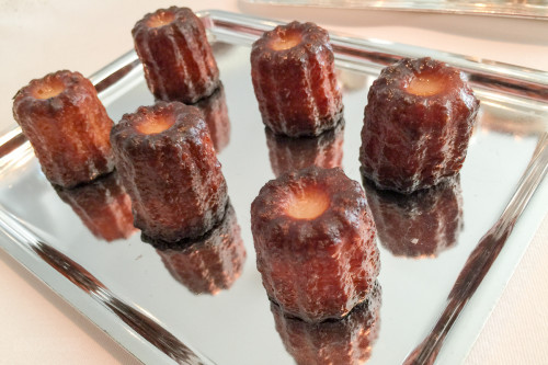 Remy Brunch Canelé Disney Dream