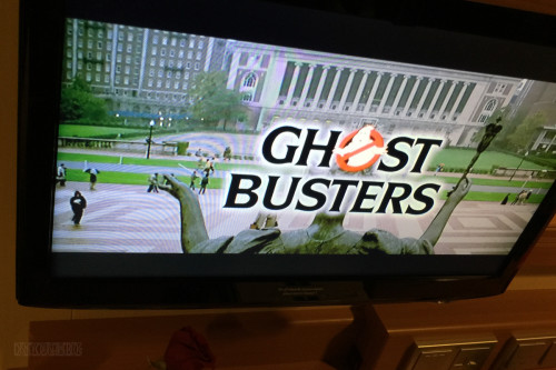 Disney Dream Ghost Busters Stateroom ON Demand