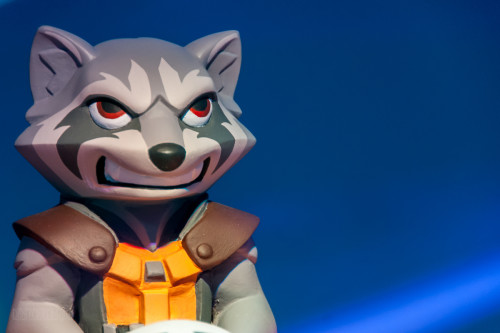 Disney Infinity Play Rocket Raccoon Oceaneer Club Disney Dream