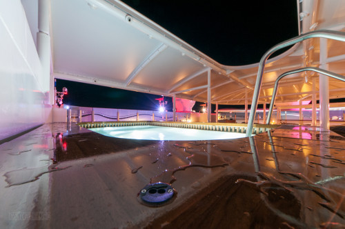 Concierge Sundeck Hot Tub Disney Dream