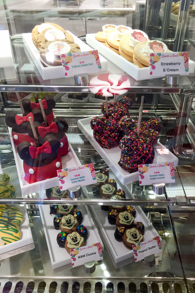 First Look At The New Disney Dream Vanellope S Sweets And