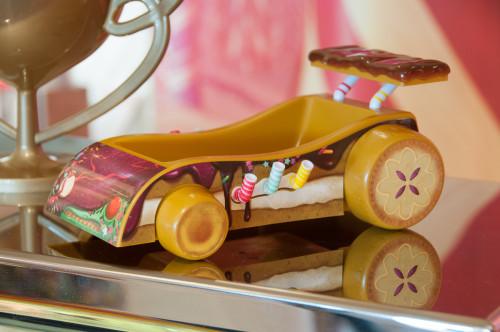Vanellope's Disney Dream Vanellope's Go Kart Sunday Souvenir Go